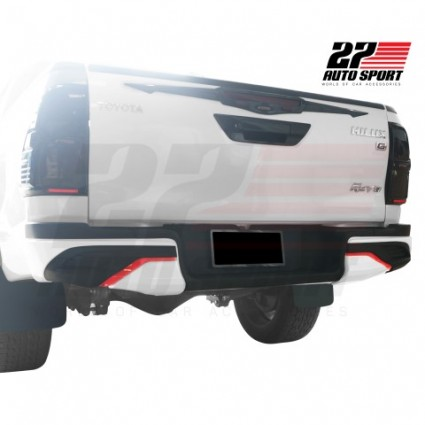 WTKLG27 rear white hilux3 Small